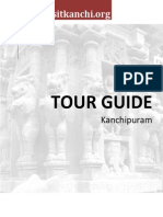 Tour Guide-Historical Spots at Kanchipuram