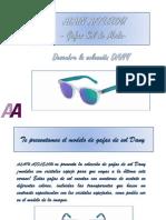 Descubre las tendencias en gafas de sol para el verano 2014