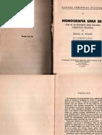 Monografia Unui Sat. Cum Se Alcătuiește, Spre Folosul Căminului Cultural