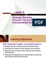 Chapter 3 Strategic Planning Process