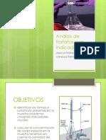 Análisis de Fosfatos Con Indicadores