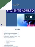 Vacunación en El Adulto - Manu Pérez