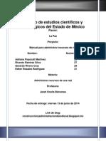 Manual de ARDR