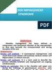Shoulder Impingement Syndrome