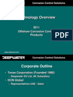 Deepwater Technology Overview