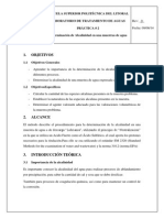 Informe 2 Alcalinidad de Agua