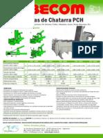 Prensas de Chatarra ABECOM