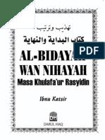 Al Bidayah Wan Nihayah Masa Khulafaur Rasyidin