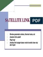 Satellite Link Budget
