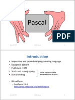 01 Pascal Overview