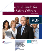 Patient Safety Officer