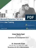 Dynamics AX 2012 Installation(1)