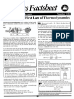 Thermal Energy (Physics Factsheet)