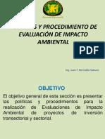 Politicas y Procedimiento de EIA 26-5-14