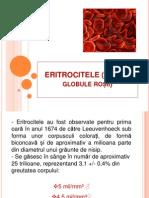 Eritrocitele