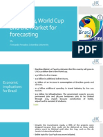 Forecasting Football Results and Its Market