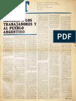 1968 05 01 CGT Num_1 Mensaje Al Pueblo