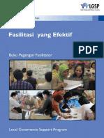 Fasilitasi Yang Efektif-buku Pegangan Fasilitator-All