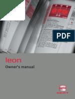 Seat Leon 1M Manual