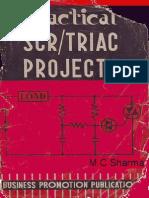 Practical SCR Triac Projects -M.C. Sharma