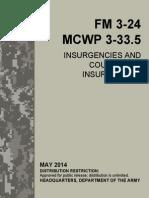 U.S. Military Counterinsurgency Field Manual