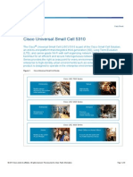 Cisco Universal Small Cell