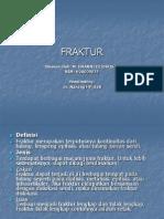 REFERAT -Fraktur
