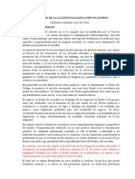 3. Requisitos de La Accion Revocatoria. Lhomann Luca de Tena