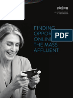 Finding the Mass Affluent Online