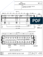 LAYOUT OF INDIAN RAILWAY COACH