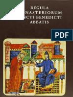 Regra Monástica de São Bento