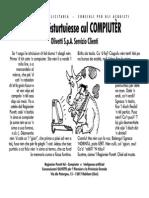 Computer in Piemontese