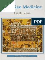 REEVES, Carole - Egyptian Medicine
