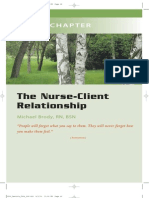 nurse-client relationship
