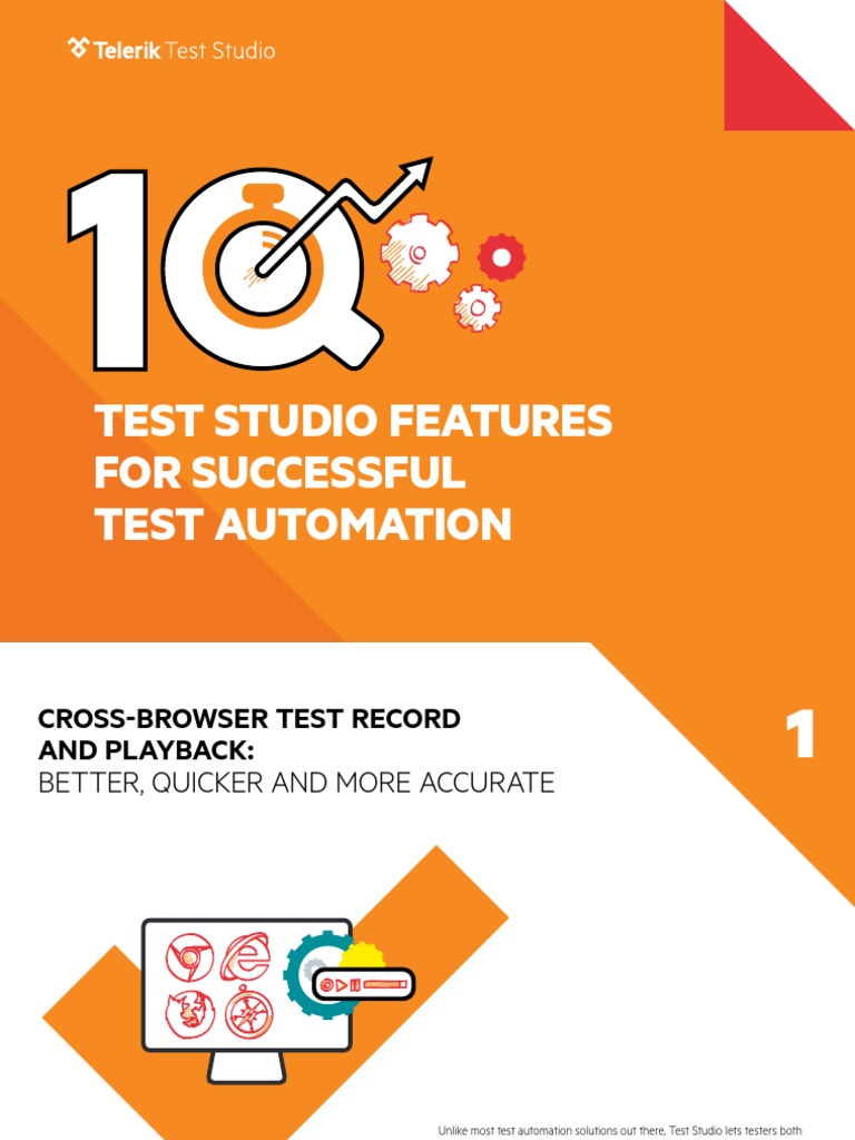 10 Test Automation Features Test Studio Microsoft Visual