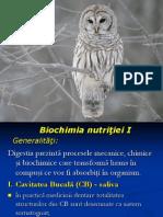 Biochimia Nutritiei I