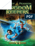 Kingdom Keepers 06 - Dark Passage - Ridley Pearson