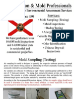 Radon and Mold Professionals