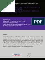 Colecao Justica, Empresa e Sustatabilidade - Vol 4