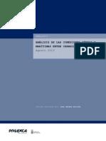 2013 PROEXCA Ánalisis de Las Conexiones Aéreas y Portuarias Entre Las Islas Canarias y Ghana