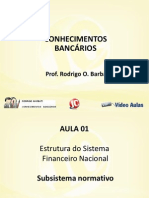 Mercado Financeiro 1