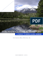 Colorado's Climate Action Plan