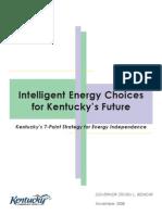 Kentucky's Climate Action Plan