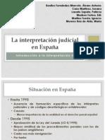 Interpretación Judicial PPT OK(2)
