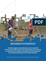 """Álbum fotos """"Gestión Integrada de los Recurso Naturales"""", Nicaragua."""