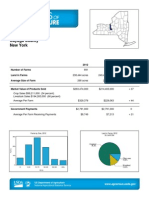 2012 Census of Agriculture - Cayuga County Profile