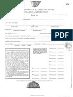 1926 SAT Test Copy