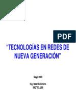 2 Tecnologias en Redes de Nueva Generacion