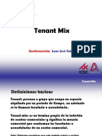 Tenant Mix - Juan José Calle[1]