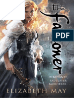 The Falconer by Elizabeth May Extract